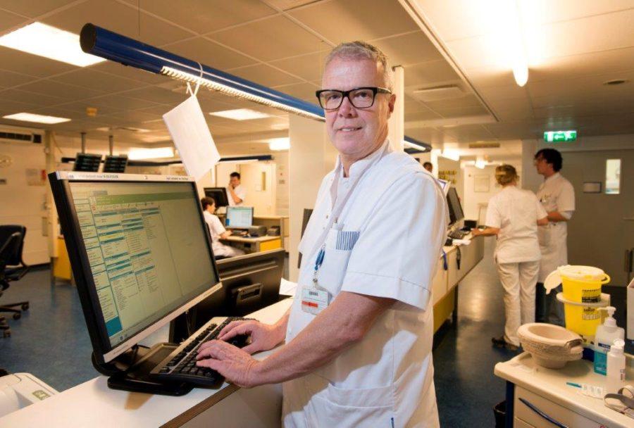 Nederlandse SEH-verpleegkundige kandidaat voor een bestuursfunctie bij de Emergency Nurses Association (ENA)