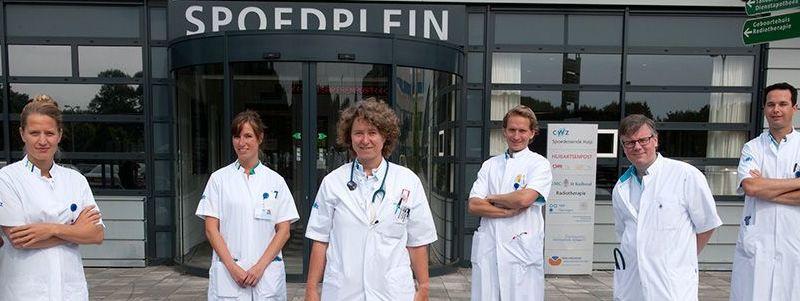 Canisius-Wilhelmina Ziekenhuis Nijmegen in tv-programma Trauma Centrum vanaf 28 maart