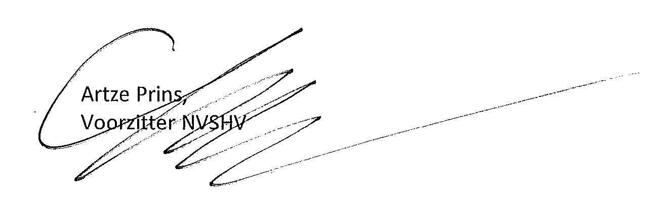 artze handtekening