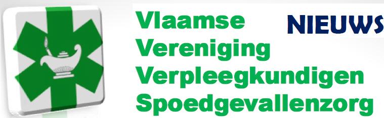 Nieuwsbrief van onze Vlaamse collega's uitgebracht.