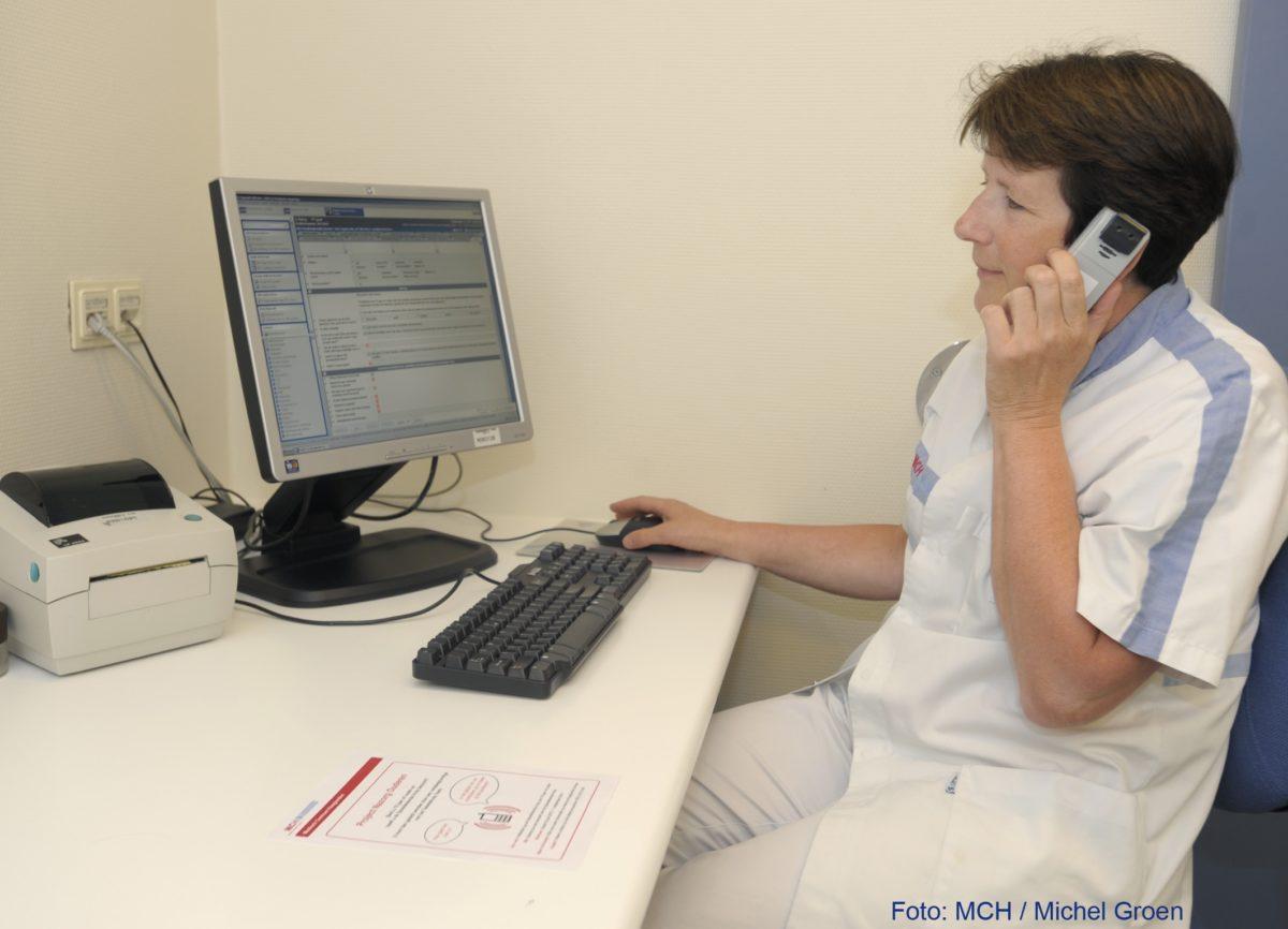 Telefonische nazorg aan geriatrische patiënten na SEH-bezoek
