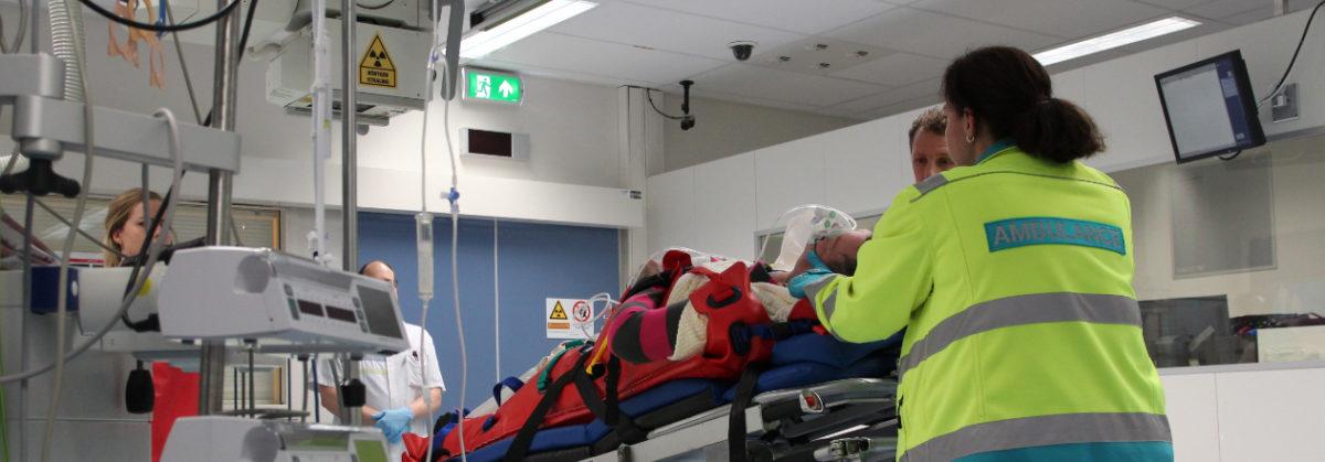 Overcrowding op de SEH's en tekort aan SEH-verpleegkundigen lopen op.