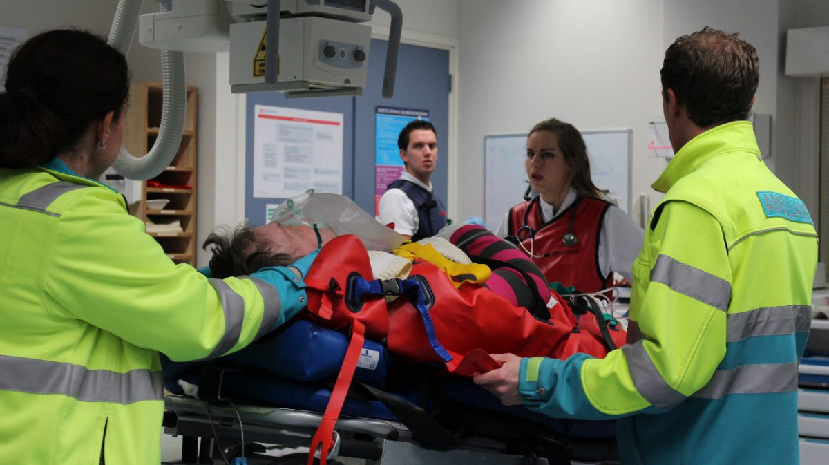 Personeel van de spoedeisende hulp is bevlogen, maar velen zijn een burn-out nabij.