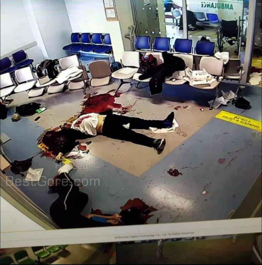 Gewapende man doodt zes mensen in ziekenhuis Tsjechië